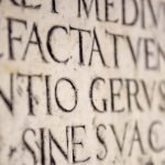 When Did Latin Die?